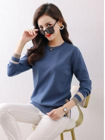 New arrival Knitted Fashion Pullover