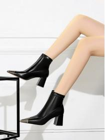 Outlet Sexy Fashion style High heels boots