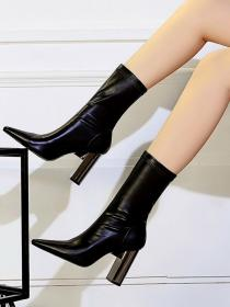 Fashion style Sexy High heels boots