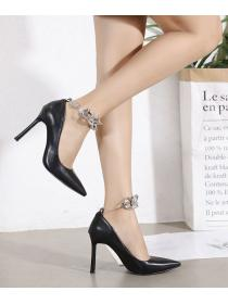 Elegant Sexy European style High heels shoes