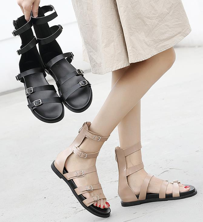 For Sale Hollow Out Leisure Style Sandal